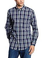 Fynch-Hatton Camisa Hombre (Azul Marino)