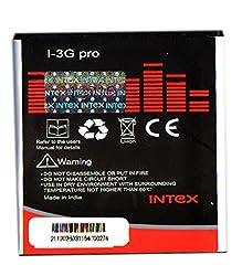 Intex Aqua 3G Pro Battery Original