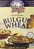 Hodgson Mill All Natural Bulgur Wheat, Hot Cereal, 18-Ounce Boxes (Pack of 6)