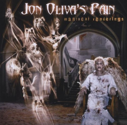 Maniacal Renderings by Jon Oliva's Pain (2006) Audio CD