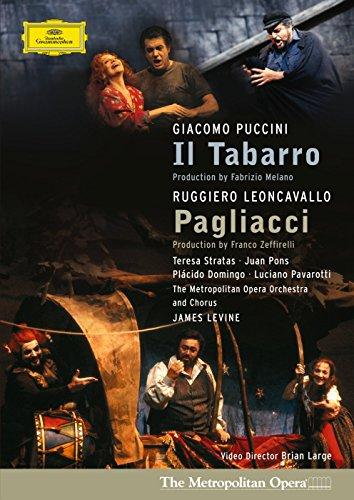 Puccini, Giacomo - Il Tabarro/Leoncavallo, Ruggiero - Pagliacci