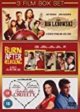 Burn After Reading/The Big Lebowski/Intolerable Cruelty [DVD]