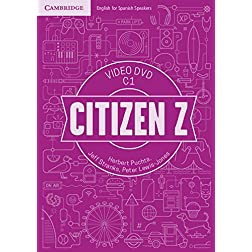 Citizen Z C1 Video DVD