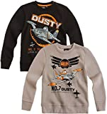 Boys Disney Planes Sweatshirt Kids Long Sleeve Jumper New Age 3 4 5 6 8 Years