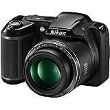 Nikon Coolpix L340 Digital Camera (Certified Refurbished)