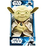 Star Wars Talking Plush [Yoda - 9 Inches]