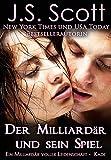 Image de Der Milliardär und sein Spiel ~ Kade: Ein Milliardär voller Leidenschaft, Buch 4