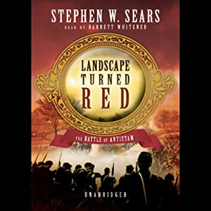 Landscape Turned Red Audiobook