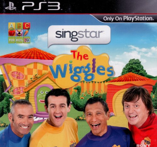 Singstar Presents: The Wiggles