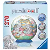 270 Piece Tatty Teddy Me to You Bear Fun In The Park Puzzle Ball