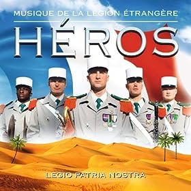 Héros - Legio patria nostra [+digital booklet]