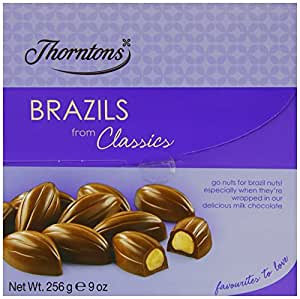 Thorntons Classics Milk Chocolate Brazils 256 g