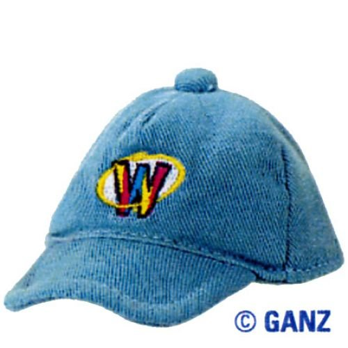 Webkinz Clothes - Blue Ball Cap