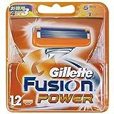 ジレット フュージョン5+1 パワー 替刃12個入