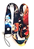 Japanese Anime Fashion Lanyard Key Chain Holder