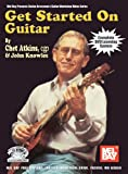 Get Started on Guitar with DVD (0786674849) by Chet Atkins
