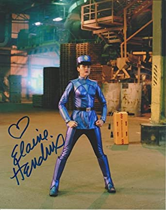 Elaine Hendrix Inspector Gadget #2 Autographed Photo at Amazon's