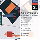 Stravinsky: Chamber Works & Rarities (2 CDs)