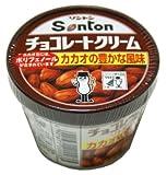 ソントン Fカップ(ファミリーカップ) チョコレートクリーム 150g×12個