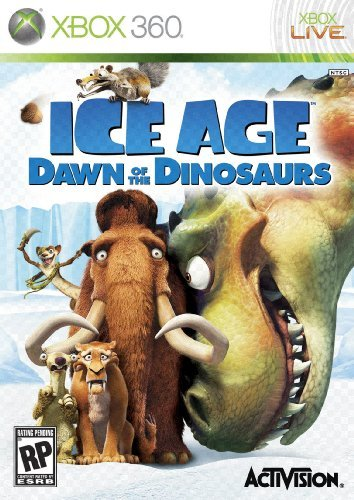 Activision/Blizzard-Ice Age: Dawn Of The Dinosaur