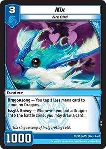 Kaijudo TCG - Nix (20) - DragonStrike Infernus
