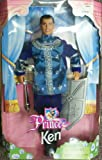 Barbies Prince Ken Doll