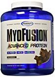Gaspari Nutrition Myofusion Advanced Protein, Chocolate, 4 Pound (Packaging May Vary)