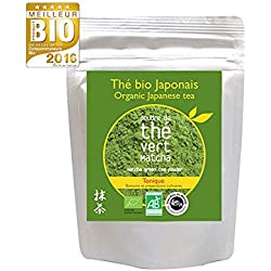 Thé vert matcha bio - 50 g