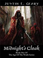 Midnight's Cloak (The Age Of The Wrath Series)