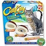 猫用 トイレット トレーニング キット Cat Toilet Training Kit
