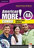 American More! Level 4 Combo A with Audio CD/CD-ROM