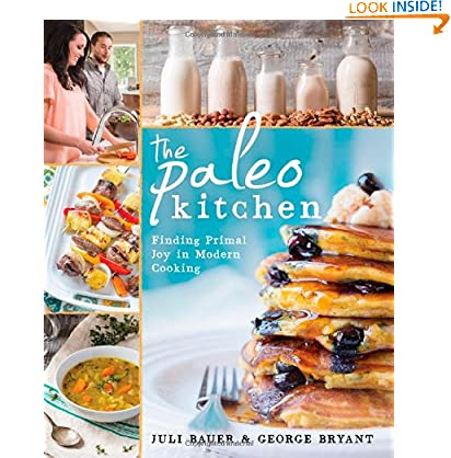 The Paleo Kitchen: Finding Primal Joy in Modern Cooking Juli Bauer (Author), George Bryant (Author) (446)Buy new:  $34.95  $25.79 46 used & new from $19.50