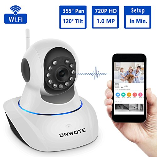 Onwote-720P-HD-355-Pan-120-Tilt-Wireless-IP-Security-Camera-with-Night-Vision-10-MP-Two-Way-Audio-Indoor-Home-Surveillance-WiFi-Camera-with-Motion-Alerts