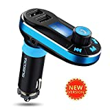 VicTsing Bluetooth MP3 Player FM Transmitter Hands-free Car - Best Reviews Guide