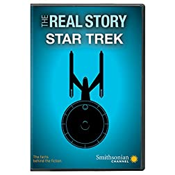 Smithsonian: The Real Story: Star Trek DVD
