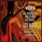 Boulevard... Ossements (Les nouveaux mystères de Paris 11) (       UNABRIDGED) by Léo Malet Narrated by José Heuzé