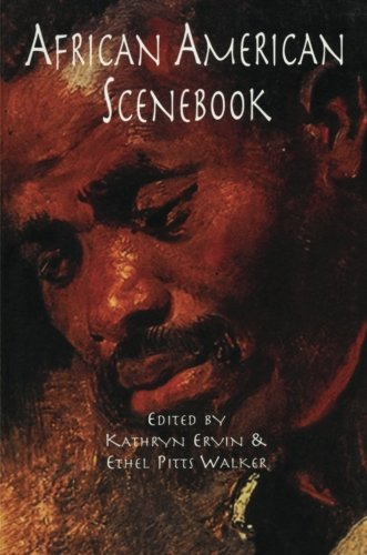 African American Scenebook (Source Books on Education)