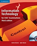 img - for Information Technology for CSEC book / textbook / text book