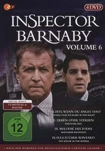 Inspector Barnaby, Vol. 06 [4 DVDs]