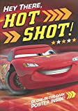 Disney Cars Hey There Hot Shot!happy Birthday Card