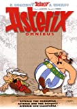 Rene Goscinny Asterix Omnibus 2: Asterix the Gladiator, Asterix and the Banquet, Asterix and Cleopatra:
