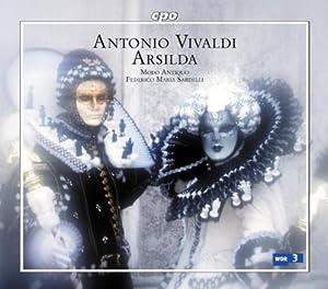 ヴィヴァルディ:歌劇「ポントスのアルシルダ王妃」RV.700(3枚組)