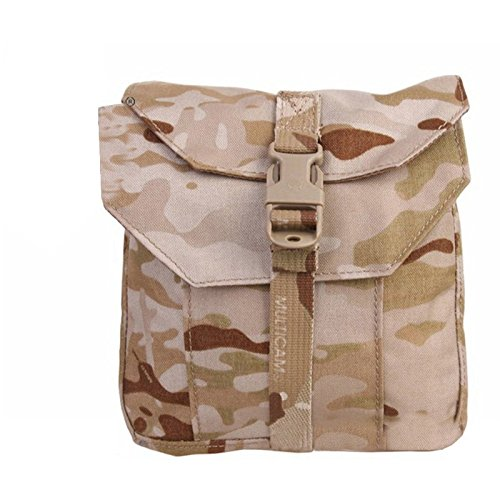 Emerson Tactical Molle Fight Admin Multi-purpose Pouch Map Bag for Military Hunting MCAD (Emerson Tactical Belt compare prices)