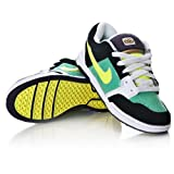 Nike 6.0 Women's Air Mogan Shoes - Mint / Vintage Yellow