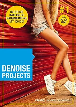 Franzis DENOISE projects