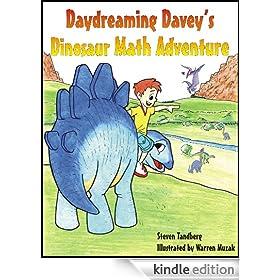 Daydreaming Davey's Dinosaur Math Adventure (Daydreaming Davey's Adventures)