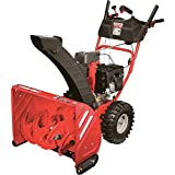 MTD Products 31AM66P3766 Troy-Bilt Storm 2625 4-Cycle Electric Start Two-Stage Snow Thrower, 243cc, Red/Black
