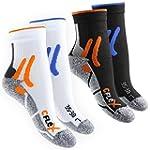 4 Paar Original CFLEX Running Socks f...