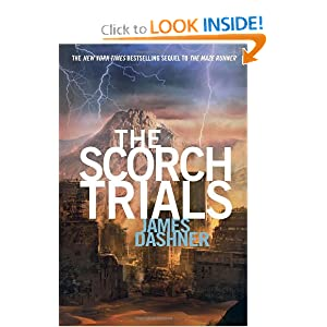 The Scorch Trials (Maze Runner Trilogy)