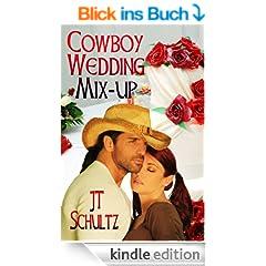 Cowboy Wedding Mix-up (English Edition)
